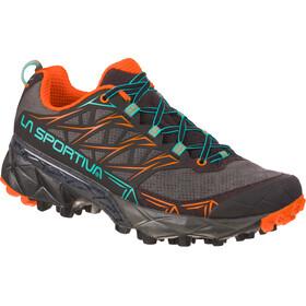 La Sportiva Akyra Chaussures de trail Femme, black/aqua
